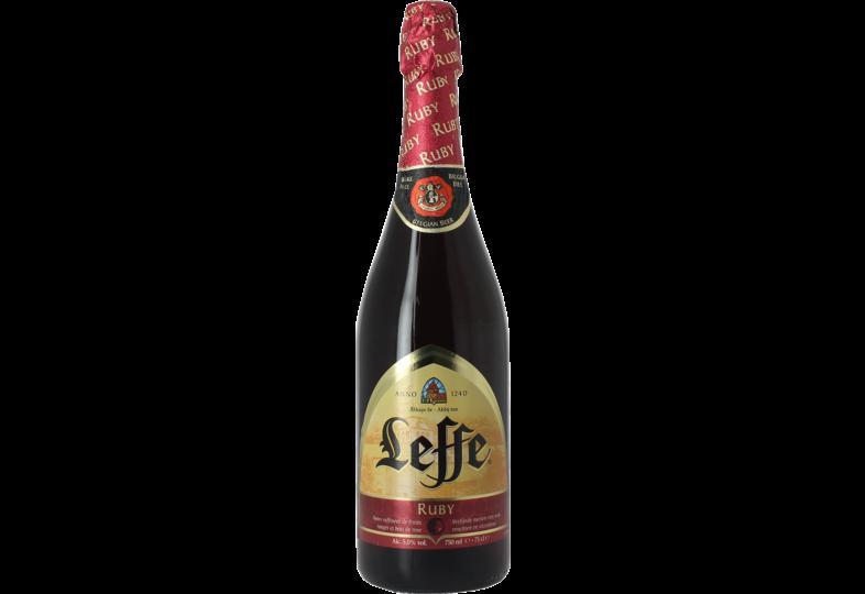 Bouteilles - Leffe Ruby 75 cL