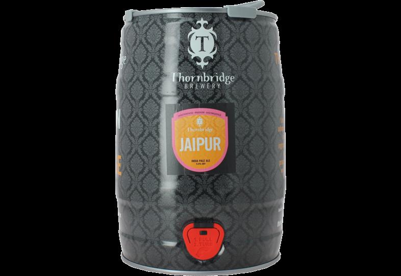 Fûts de bière - Fût 5L Thornbridge Jaipur