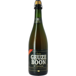 Bouteilles - Boon Oude Gueuze 75 cL