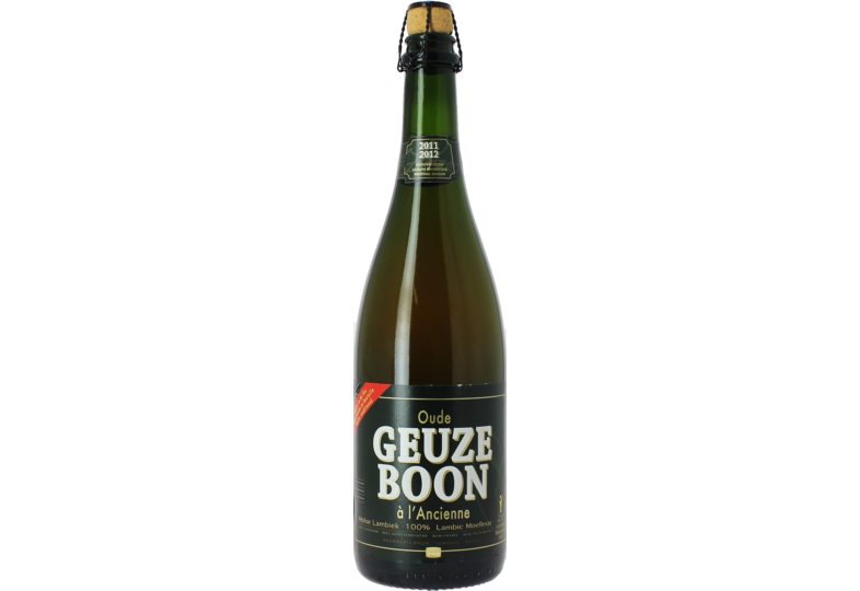 Bottled beer - Boon Oude Gueuze 75 cL