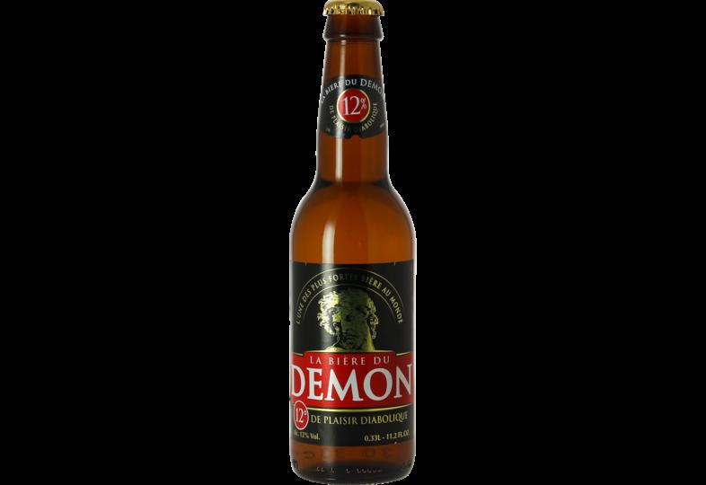 Bouteilles - Bière du démon