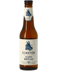 Bottled beer - Einstok Icelandic White Ale