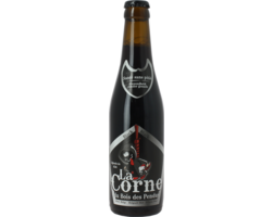 Bottled beer - La Corne du bois des Pendus Black