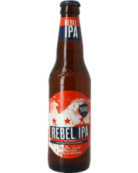Bottled beer - Samuel Adams Rebel IPA