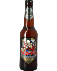 Flessen - Iron Maiden Trooper - 33cl