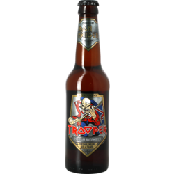 Flaskor - Iron Maiden Trooper - 33cl