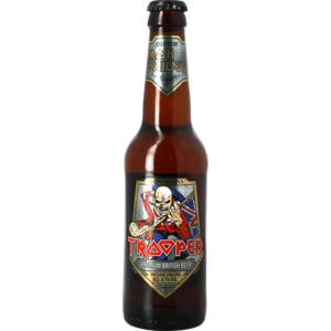 Iron Maiden Trooper - 33cl