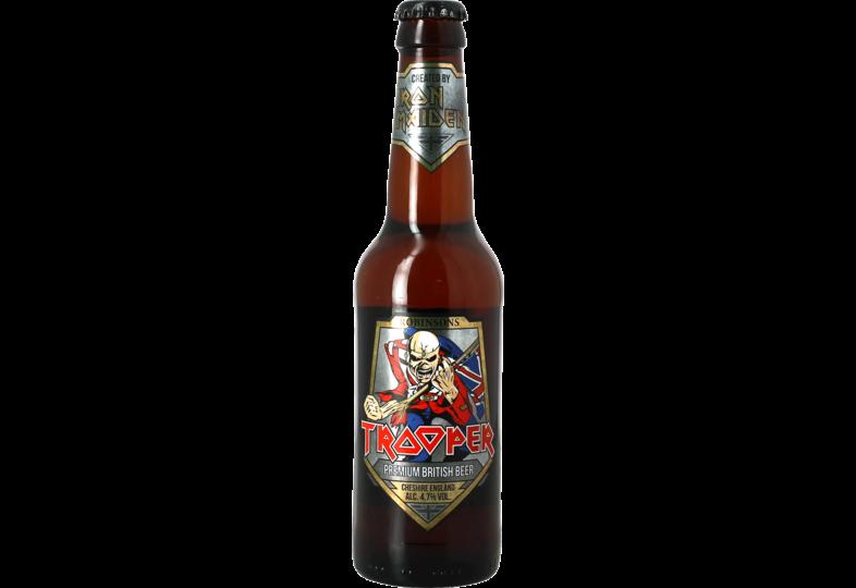 Flessen - Iron Maiden Trooper - 33cl
