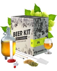 Kit pronti al brassage - Kit da birra, fermento una IPA