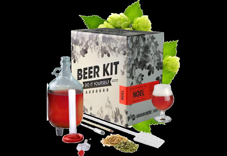 Beer Kit - Brew Your Own Beer Kit - Christmas beer