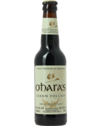 Bottled beer - O'Hara's Leann Follain