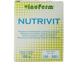 Additifs - Vinoferm Nutrivit nutrient salts - 100g