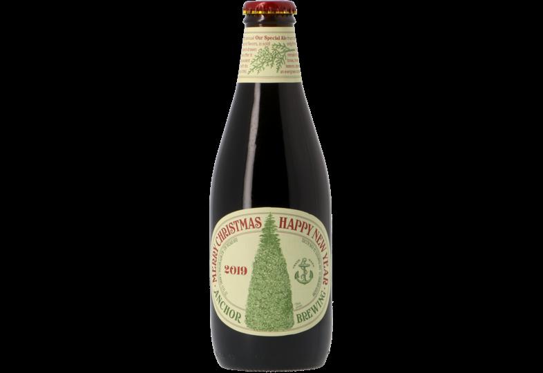 Bottiglie - Anchor Christmas Ale