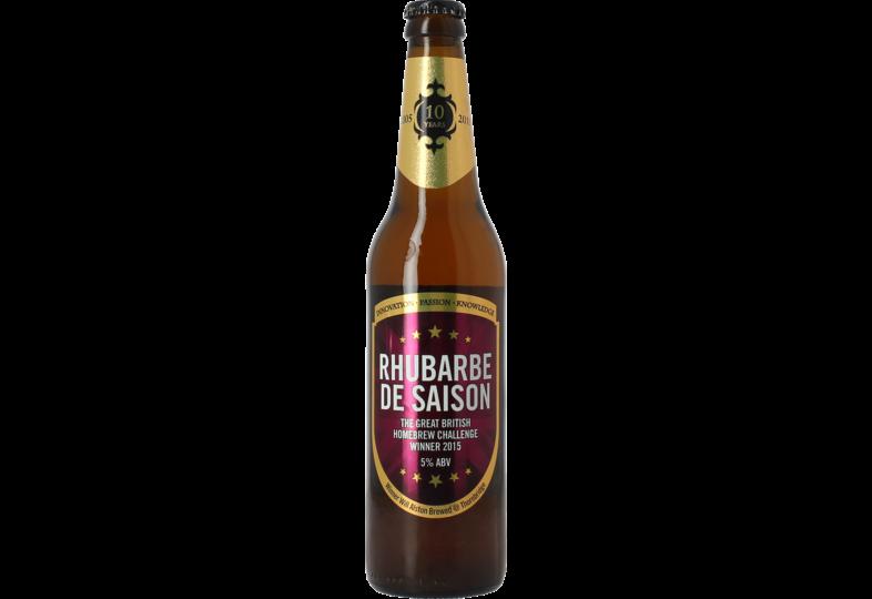 Bouteilles - Thornbridge Rhubarbe De Saison