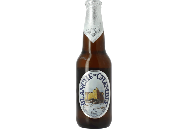Flessen - Unibroue Blanche de Chambly
