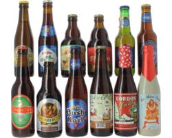 Bierpakketten - Assortiment Bières de Noël
