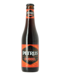 Bottled beer - Petrus double brune