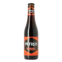 Bottled beer - Petrus double brune