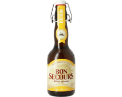 Bottled beer - Bon Secours Blonde