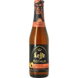 Bouteilles - Leffe Royale Mapuche