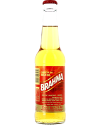 Bottled beer - Brahma
