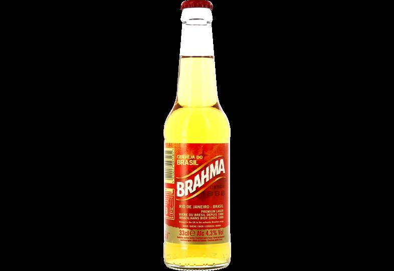 Bottled beer - Brahma Pils