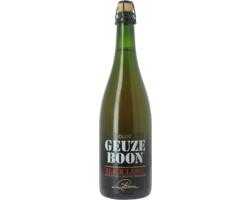 Bottled beer - Boon Oude Gueuze Black Label