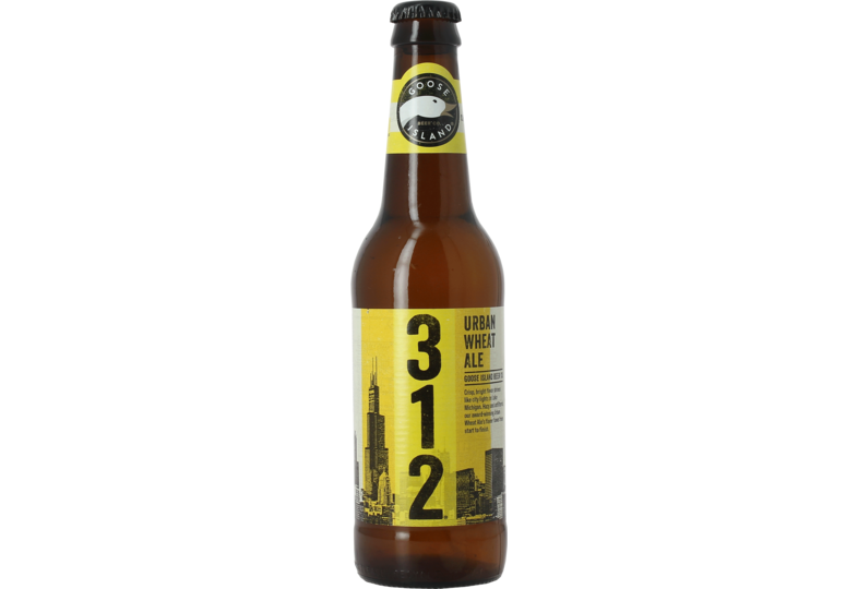 Botellas - Goose Island 312 Urban Wheat Ale
