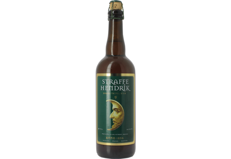 Botellas - Straffe Hendrik Triple 75 cL