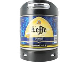 Fässer - Leffe Rituel 9° PerfectDraft 6-liter Fass