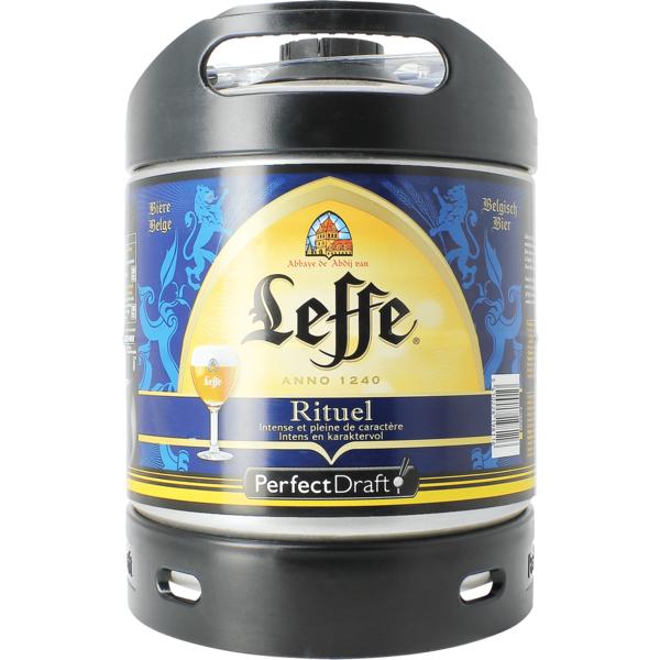 Tapvat 6L Leffe Rituel 9° Perfect Draft