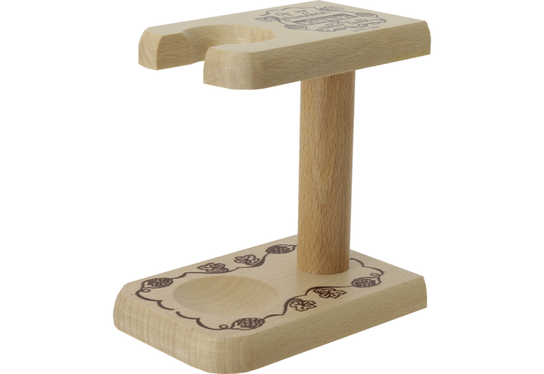 Accueil - Pied Kwak en bois