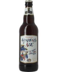 Bottled beer - Admiral's Ale