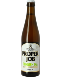 Bottled beer - Proper Job