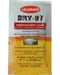 Levures pour fermentation - Levure Lallemand BRY-97 11g