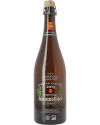 Flaschen Bier - Hommel Bier Harvest 2015