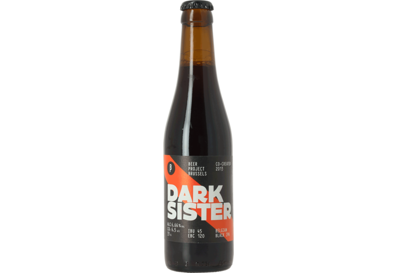 Bottiglie - Brussels Beer Project Dark Sister