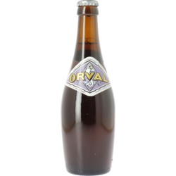 Bottled beer - Orval