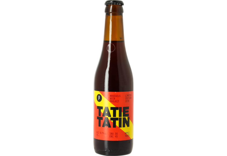 Bouteilles - Brussels Beer Project Tatie Tatin