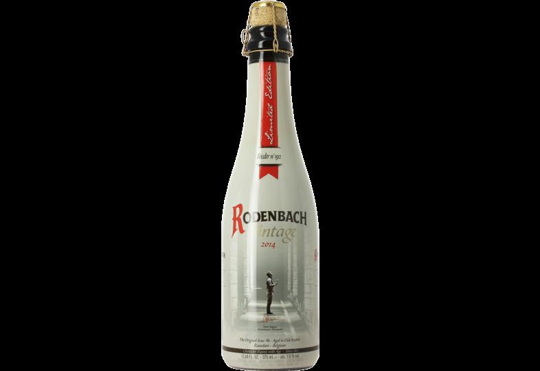 Bottled beer - Rodenbach Vintage 2014