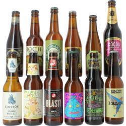 Cofanetti di birra artigianale - Team's Favorite birra Set - Feb 2016