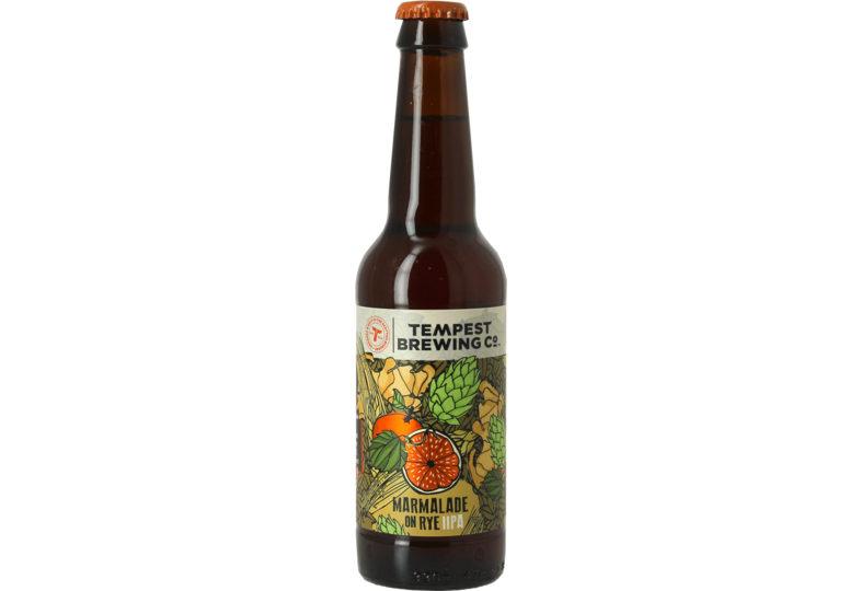 Bottiglie - Tempest Marmalade on Rye