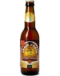 Bouteilles - Grain d'Orge Blonde Cuivrée - 33 cl