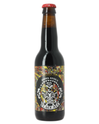Bottled beer - La Débauche Black Ale India Stout