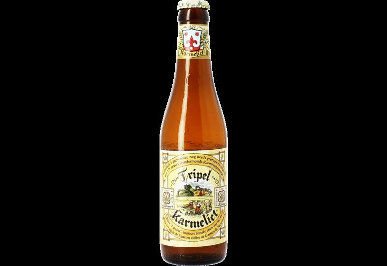 Bottled beer - Tripel Karmeliet