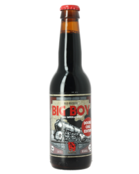 Bottled beer - La Débauche Big Boy