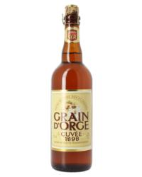Flessen - Grain d'Orge Cuvée 1898 75cl