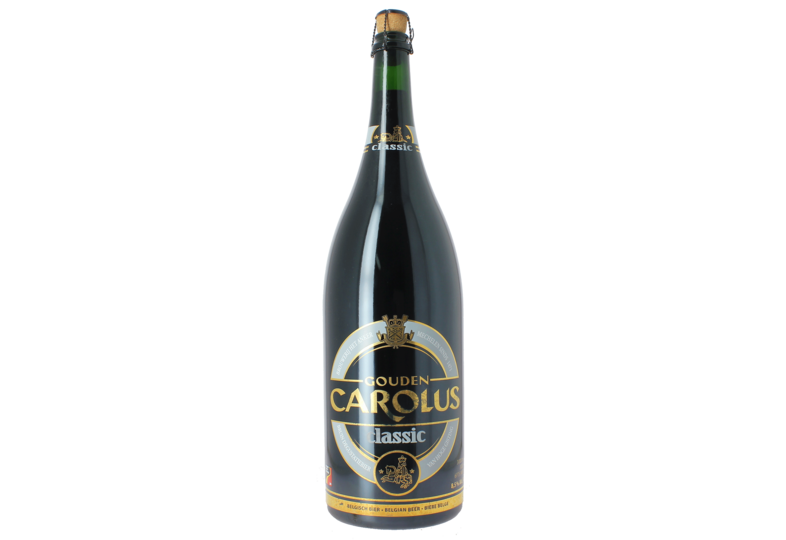 Botellas - Jéroboam Gouden Carolus Classic