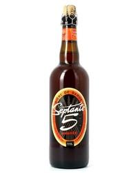 Flaschen Bier - Septante 5 Ambrée