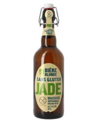 Bottled beer - Jade Gluten Free - 65 cL